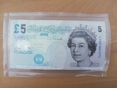 Old £5 Five Pound Note • 12.99£