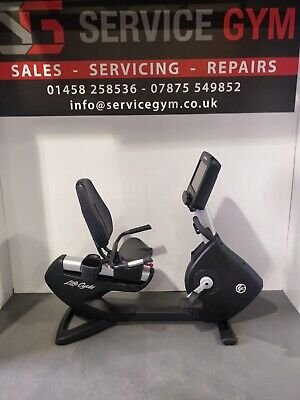 £3250 • Buy Life Fitness 95R Elevation Series Recumbent Bike With Discover SE3HD Console