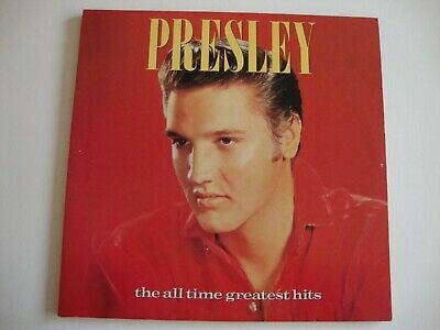 £22 • Buy Elvis Presley 2LP The All Time Greatest Hits (RCA PL90100(2), Germany)