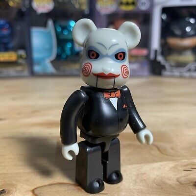 $30 • Buy SAW X Bearbrick Series 12 S12 Horror Medicom Be@rbrick 2004 Jigsaw Scary Rare