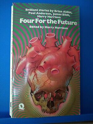 £4 • Buy Four For The Future, Edited By Harry Harrison - SF Paperback, Quartet, 1974