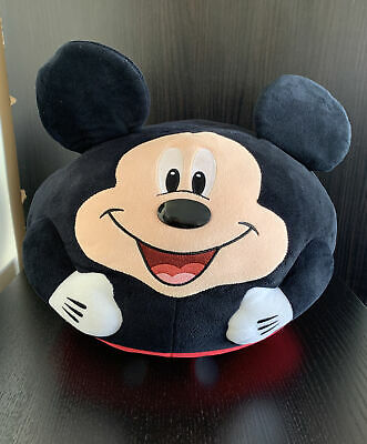 £3.99 • Buy Official Disney Mickey Mouse Beanie Ballz Ball Soft Toy Plush By Ty