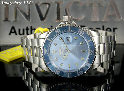 $ CDN90.68 • Buy NEW Invicta Men's Pro Diver SUBMARINER BLUE DIAL Stainless Steel 200 M Watch