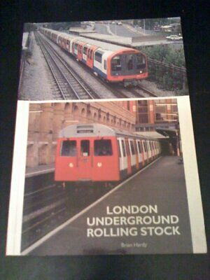 £7.49 • Buy London Underground Rolling Stock By Hardy, Brian Paperback Book The Cheap Fast