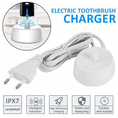 AU12.28 • Buy Electric Toothbrush Trickle Charger 3757 Charging Unit Fits For Braun Oral-B Mar