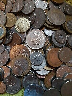 £13.99 • Buy 1kg Mixed Foreign Coins.