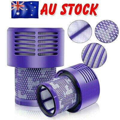 AU15.99 • Buy For DYSON V10 Filter Genuine Cyclone Animal Absolute Total Clean Washable 2 Pack
