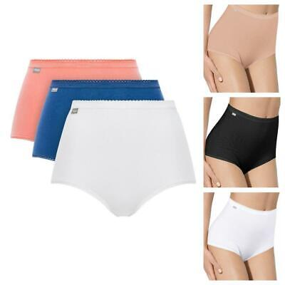 £14.40 • Buy Playtex Pure Cotton Maxi Briefs 3 PackP00BQ Womens Multi-pack 3 Pack Knickers