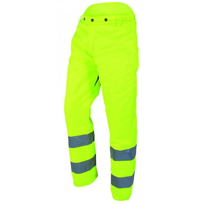 £40.99 • Buy Chainsaw Trousers Protection Type A Yellow Size X LARGE 40 - 42