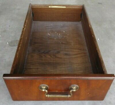 $44.99 • Buy Kimball Office Furniture File Cabinet Drawer Or Hardware Replacement Mahogany