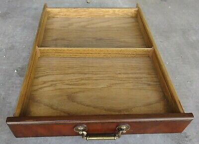 $49.99 • Buy Kimball Office Furniture File Cabinet Drawer Or Hardware Replacement Mahogany