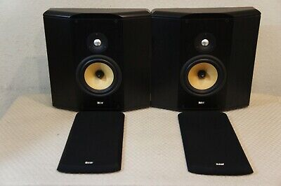 $ CDN1374.77 • Buy B&w - Bowers And Wilkins Cdm Snt On Wall Surround Speakers