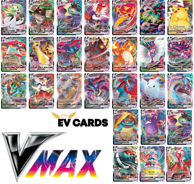$9.95 • Buy VMAX Pokémon Card 100% Authentic Guaranteed - Near Mint, Fast Shipping!