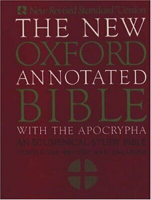 £12.99 • Buy New Revised Standard Version Bible With Apocrypha Hardback Book The Cheap Fast
