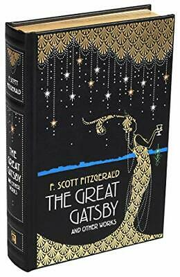 £16.37 • Buy The Great Gatsby And Other Works (Leather-bound Classics) New Leather Bound Book
