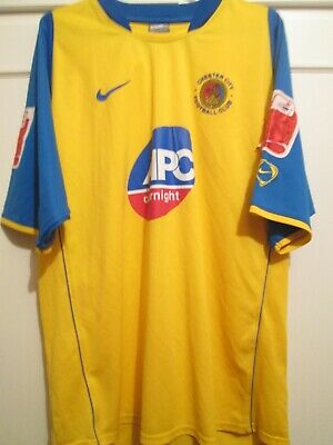 £49.99 • Buy Chester City FC 2007-2008 Away Football Shirt Size Large /24460