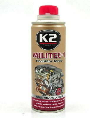 $21.98 • Buy ENGINE OIL ADDITIVE AND FRICTION REDUCER 250 Ml. K2 MILITEC-1