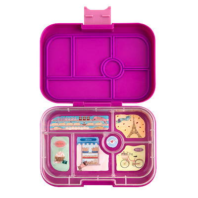 AU39.95 • Buy Yumbox Original 6 Compartment Leakproof Bento Lunchbox
