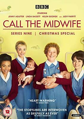 Call The Midwife Series 9 [DVD] [2020] • 6.87£