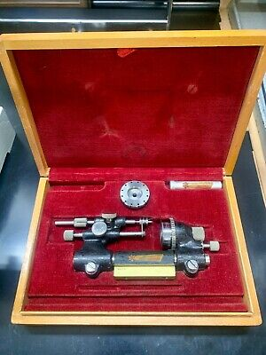 $ CDN1031.09 • Buy Vintage Watchmaker's Jacot Style PivotLatheFrench Lerrac Watch And Clock Tool