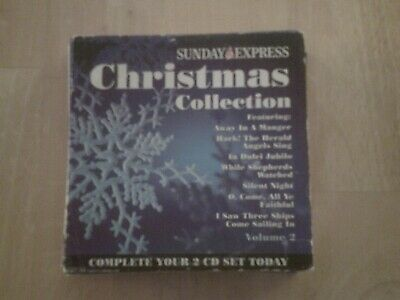 £0.99 • Buy Christmas Collection Sunday Express CD VG