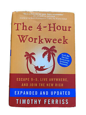 AU17.05 • Buy The 4-Hour Work Week : Escape The 9-5, Live Anywhere, And Join The New Rich