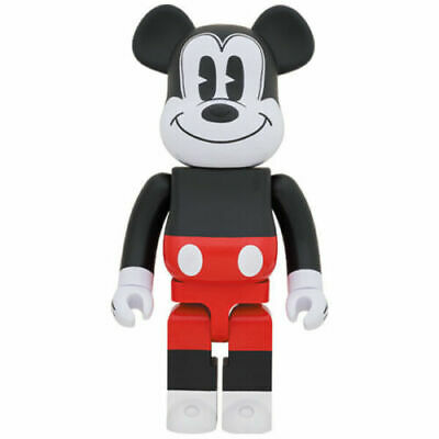 $800 • Buy Bearbrick MICKEY MOUSE 2020 1000% R&W Ver.