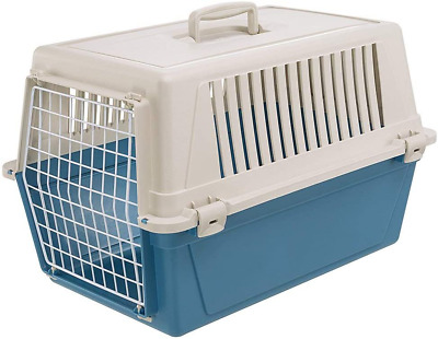 £52.16 • Buy Ferplast Rigid Carrier For Small-Sized Dogs And Cats Atlas 30 EL, Pet Transport