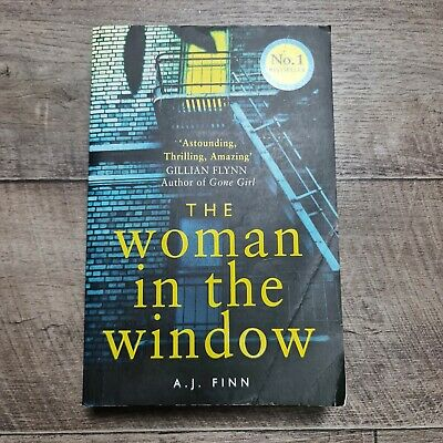 AU20 • Buy The Woman In The Window By Finn A. J. (Large Paperback, 2018)