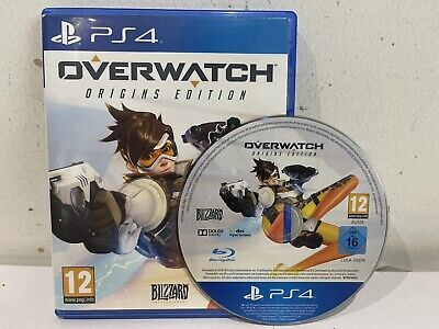 AU29.80 • Buy PS4 - Overwatch Origins Edition (Sony PlayStation 4) Official UK Stock