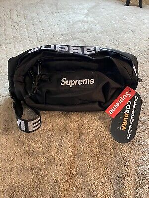 $ CDN350.90 • Buy Supreme Fanny Pack Black One Size