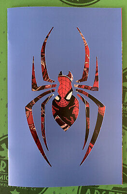 £6.54 • Buy Non-Stop Spider-Man #1 Die Cut Variant Marvel Comics 2021 NM White Cover Intact