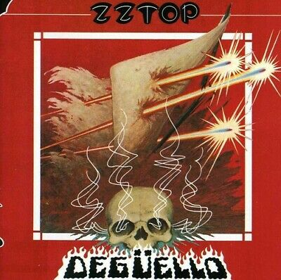 AU10.99 • Buy Zz Top - Deguello New Cd