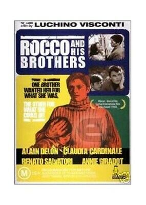£13.49 • Buy Rocco And His Brothers [DVD] [1961] - DVD  TCVG The Cheap Fast Free Post