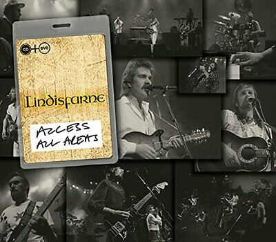 £20.98 • Buy Lindisfarne - Access All Areas - Lindisfarne CD YYVG The Cheap Fast Free Post