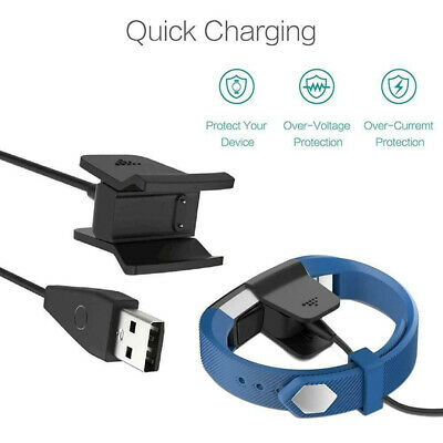 $ CDN5.78 • Buy Portable USB Replacement Charging Cable Wire Cord Charger For Fitbit Alta HR