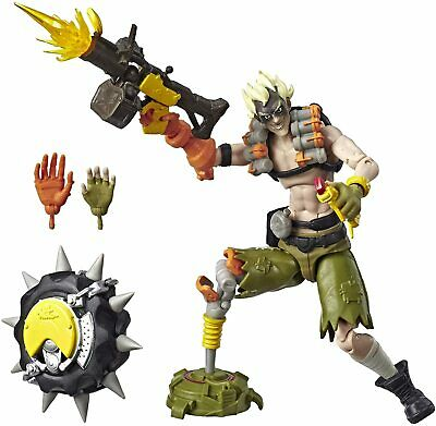 AU44.99 • Buy Overwatch Ultimates JUNKRAT 6  Collectible Action Figure Hasbro Blizzard Toys 4+