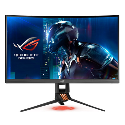 AU550 • Buy Asus PG27VQ 165hz 1440p Curved Gaming Monitor