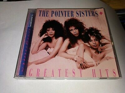 £2.97 • Buy The Pointer Sisters Greatest Hits Cd