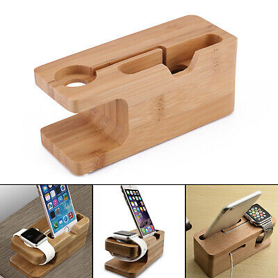 $ CDN13.81 • Buy Charging Dock Stand Station Charger Holder For Apple Watch IWatch IPhone