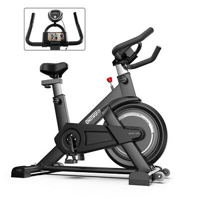 £133.89 • Buy OTF Exercise Bikes Indoor Cycling Spin Bike Bicycle Home Fitness Workout Cardio