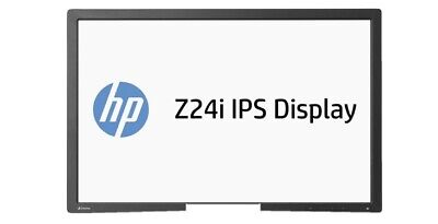 AU107.33 • Buy HP Z24i Z-Display 24 Widescreen Full HD IPS LED LCD Monitor VGA,DVI,DP NO STAND
