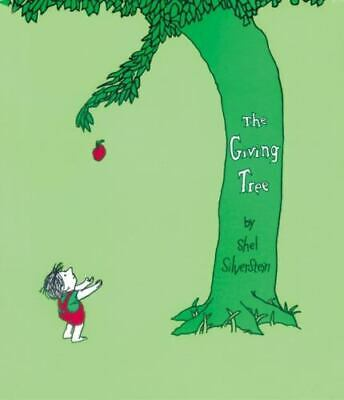 The Giving Tree Shel Silverstein  Like New  FREE SHIPPING • 5.74£