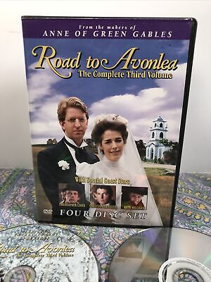 £17.03 • Buy Road To Avonlea - The Complete Third Volume (DVD, 2004)
