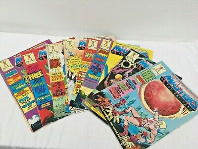 $55.61 • Buy HE-MAN Masters Of The Universe UK Comics - 8 Issues