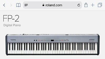 AU803 • Buy Roland Digital Piano With Music Keyboard Stand & Damper Pedal