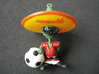 £12.42 • Buy Mexico, 1986 Football World Cup, Pique Mascot, Figurine, Figure, Soccer