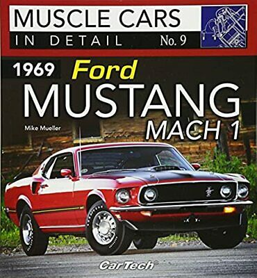$50.57 • Buy 1969 Ford Mustang Mach 1