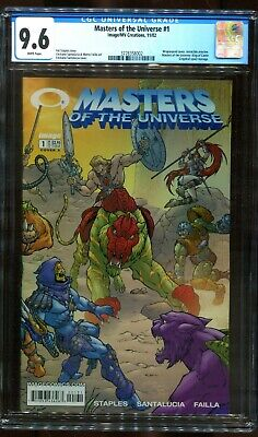 $250 • Buy Masters Of The Universe 1 Cgc 9.6  Invincible Preview Image
