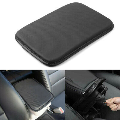 $9.18 • Buy Carbon Car Center Console Armrest Cushion Mat Pad Cover Embroidery Fit JDM NISMO